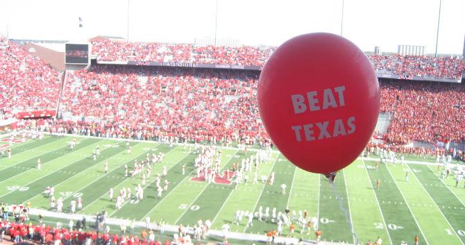 beat texas balloon