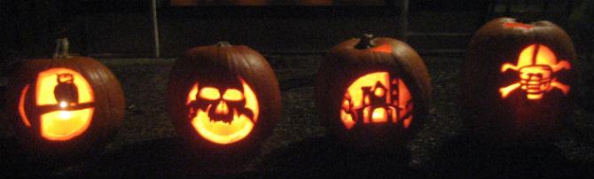 helge pumpkins for 2010